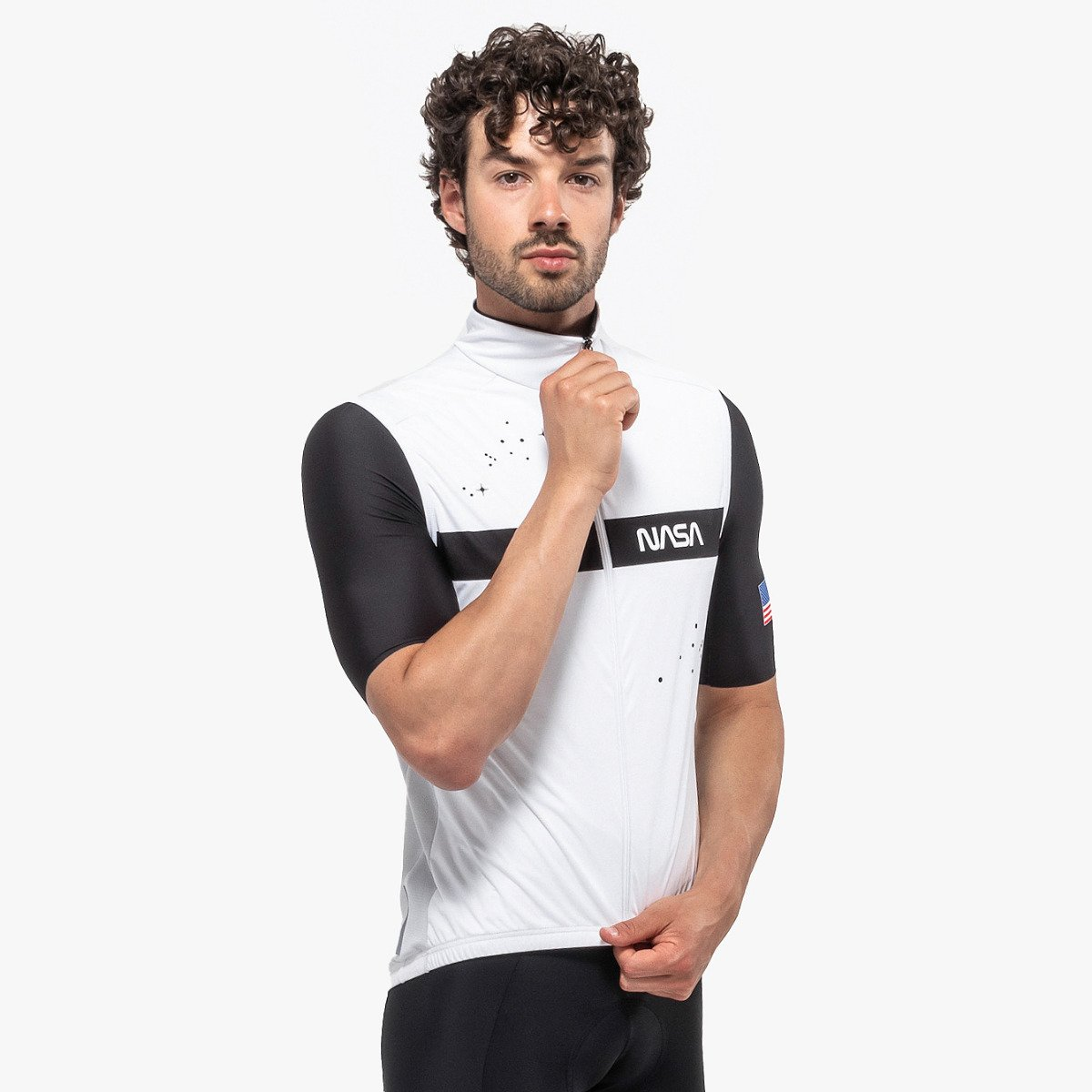 SPACE AGENCY CYCLING WIND VEST 21