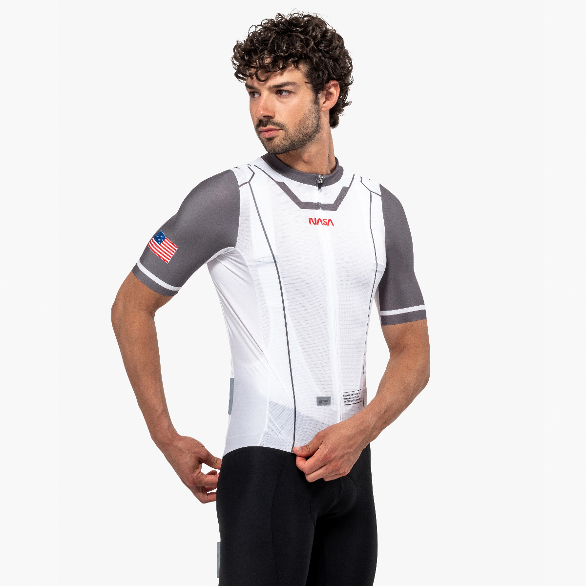 SPACE AGENCY X-OVER CYCLING JERSEY 01