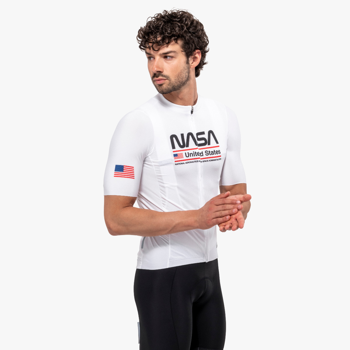 SPACE AGENCY X-OVER CYCLING JERSEY 02