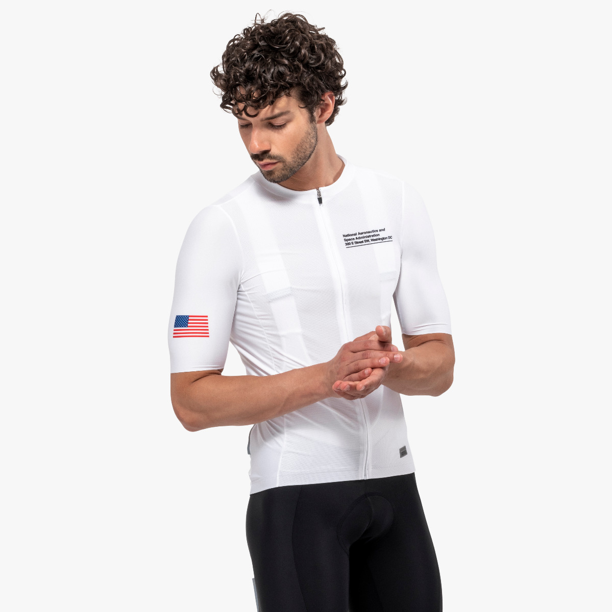 SPACE AGENCY X-OVER CYCLING JERSEY 03