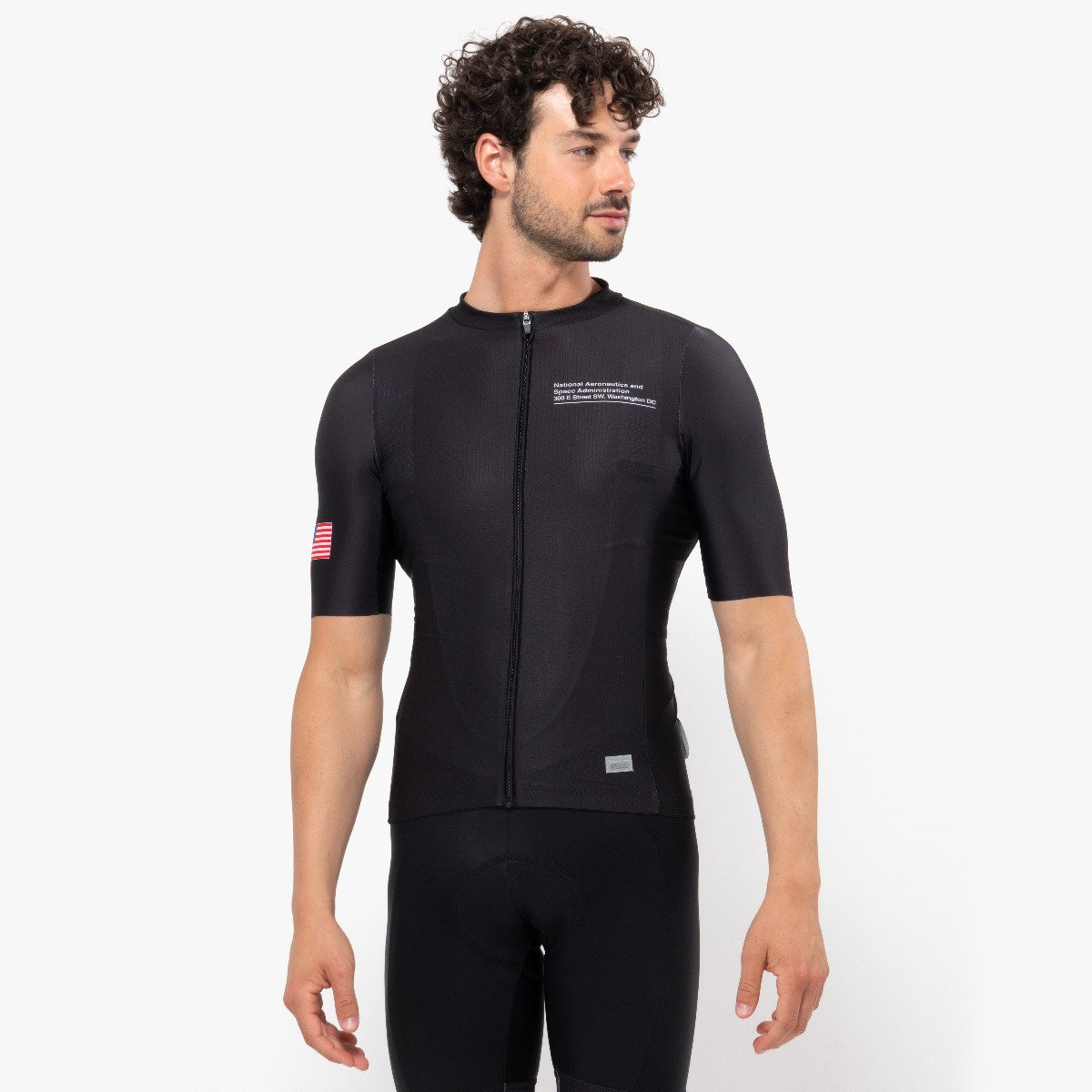 SPACE AGENCY X-OVER CYCLING JERSEY 04