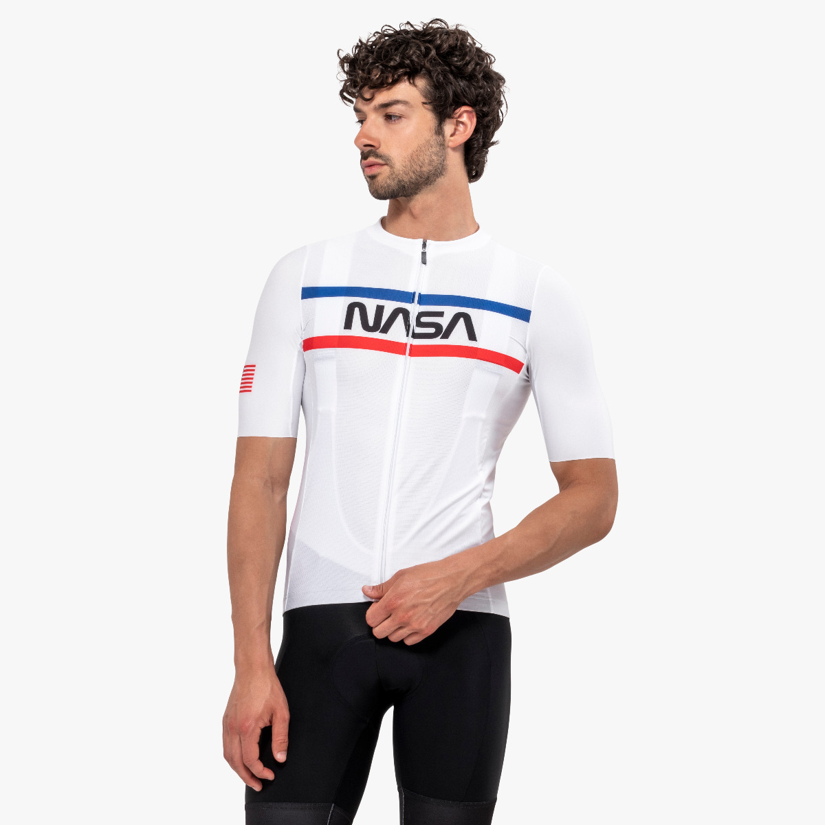 SPACE AGENCY X-OVER CYCLING JERSEY 05