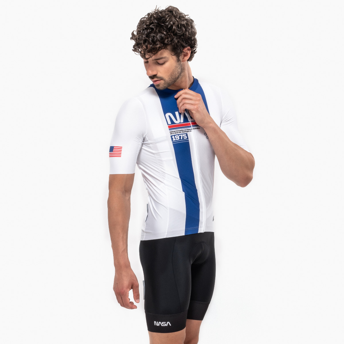 SPACE AGENCY X-OVER CYCLING JERSEY 08