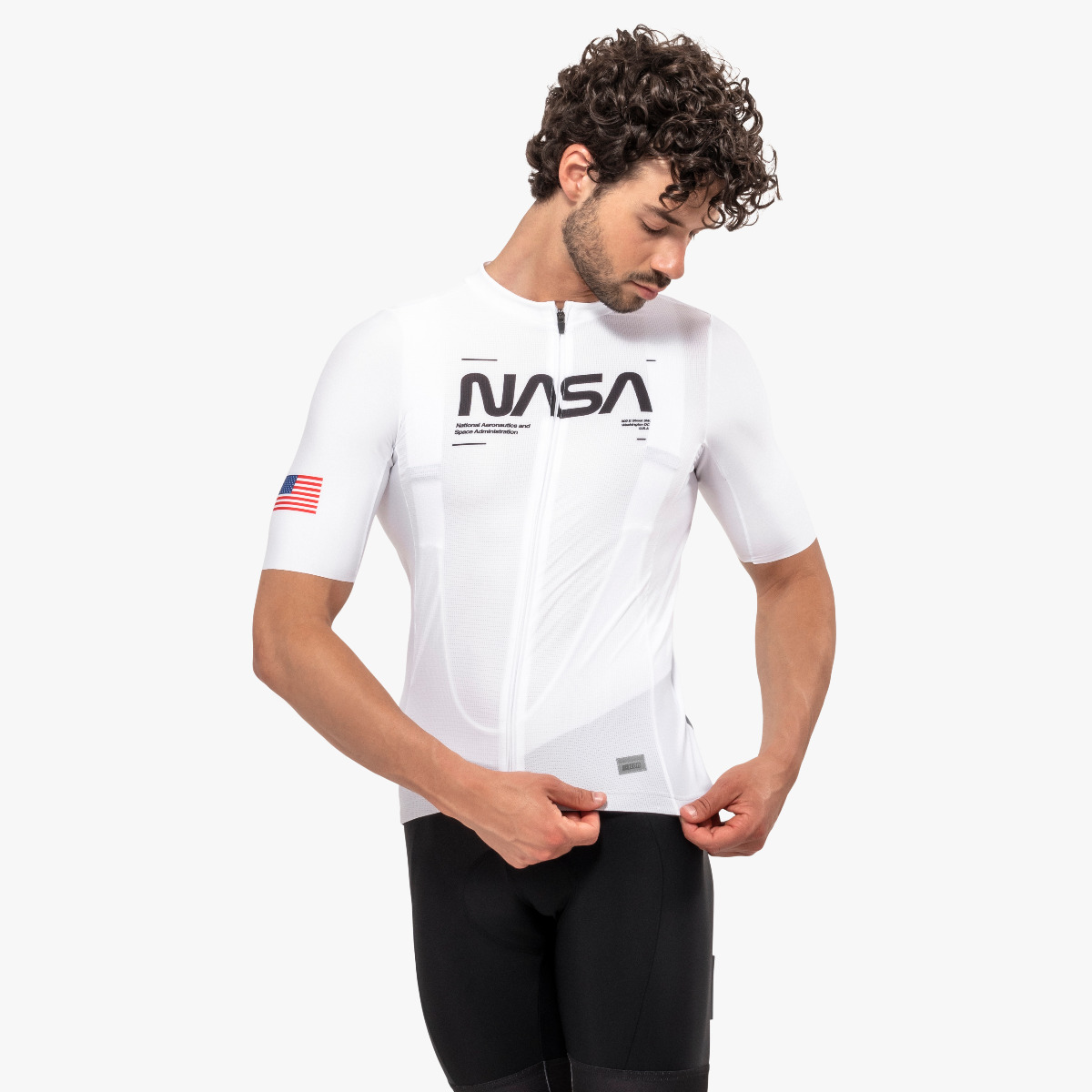 SPACE AGENCY X-OVER CYCLING JERSEY 11