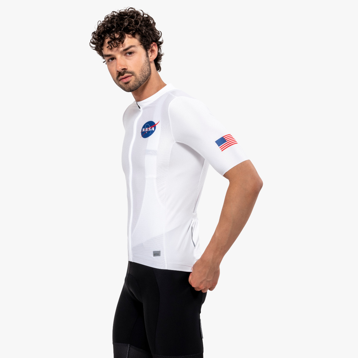 SPACE AGENCY X-OVER CYCLING JERSEY 17