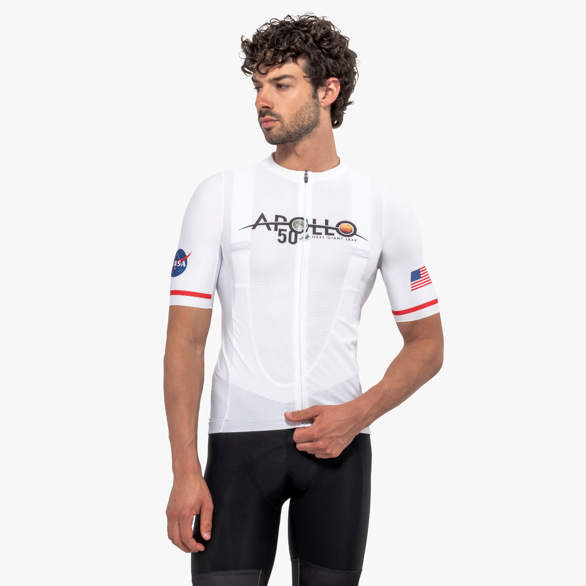 SPACE AGENCY X-OVER CYCLING JERSEY 20