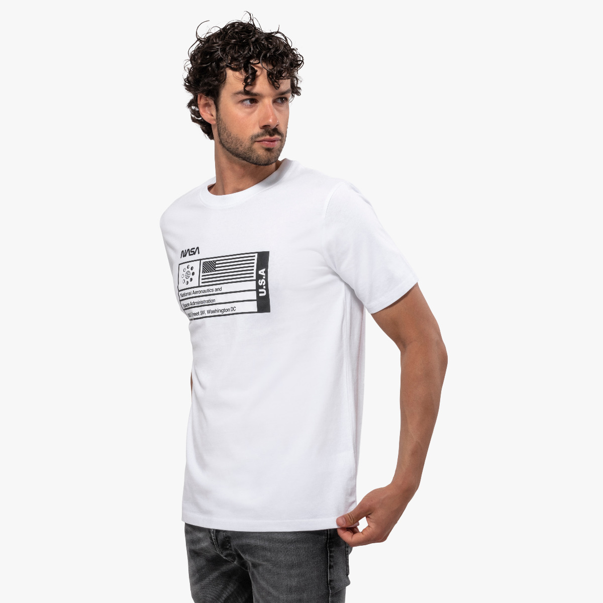 SPACE AGENCY T-SHIRT 31