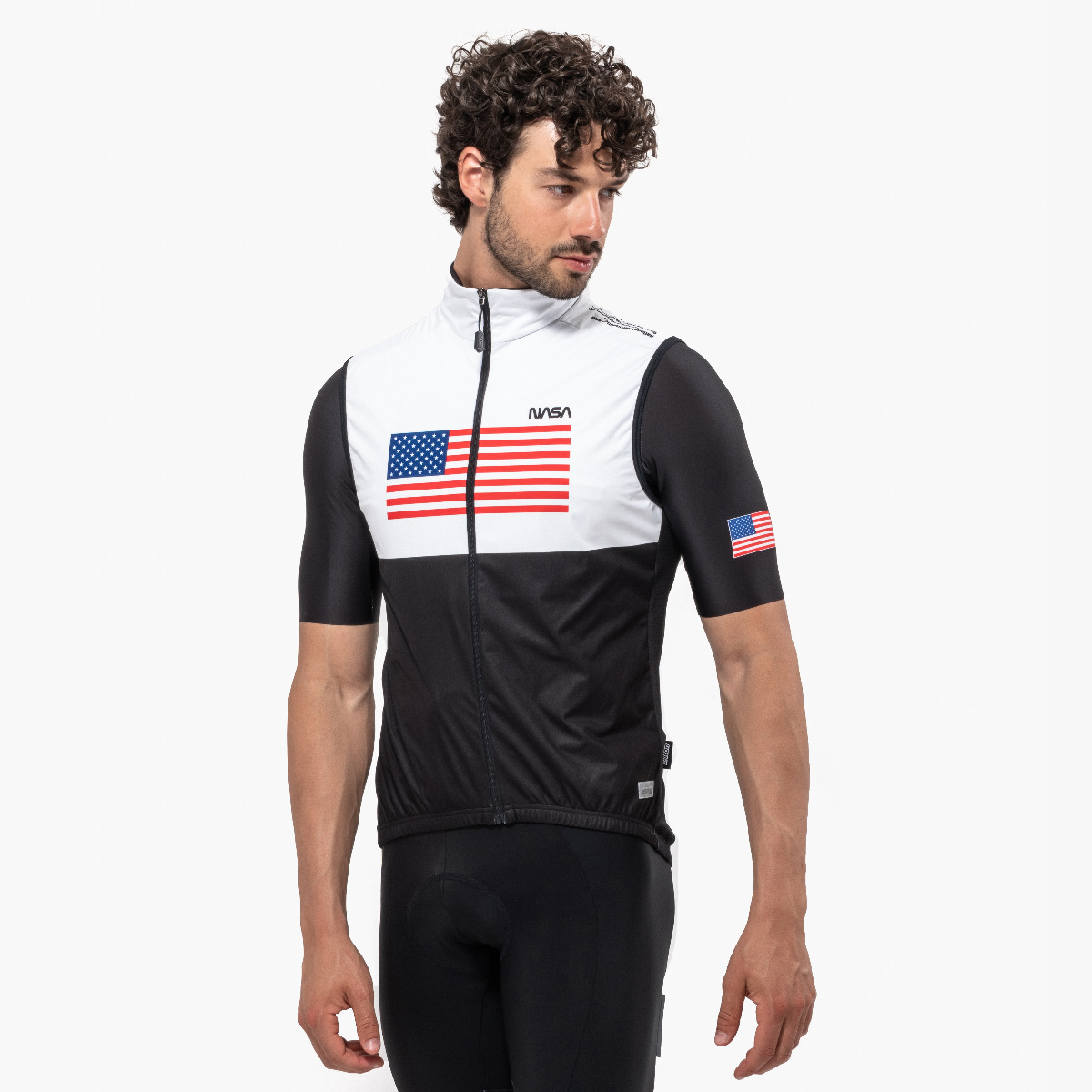 SPACE AGENCY CYCLING WIND VEST 10