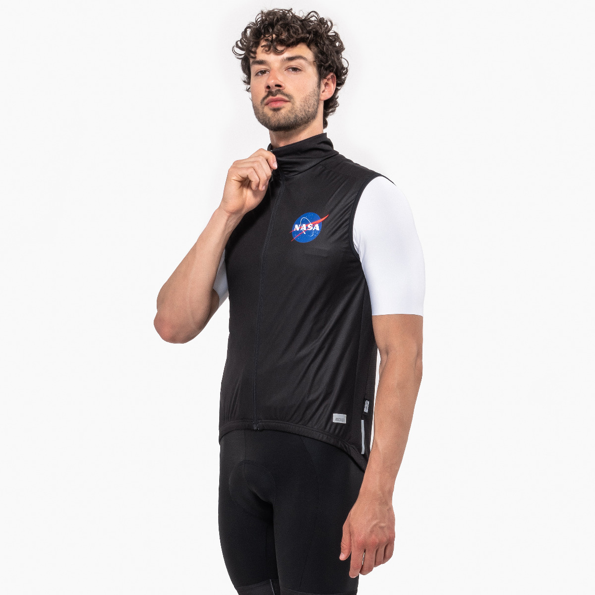 SPACE AGENCY CYCLING WIND VEST 01