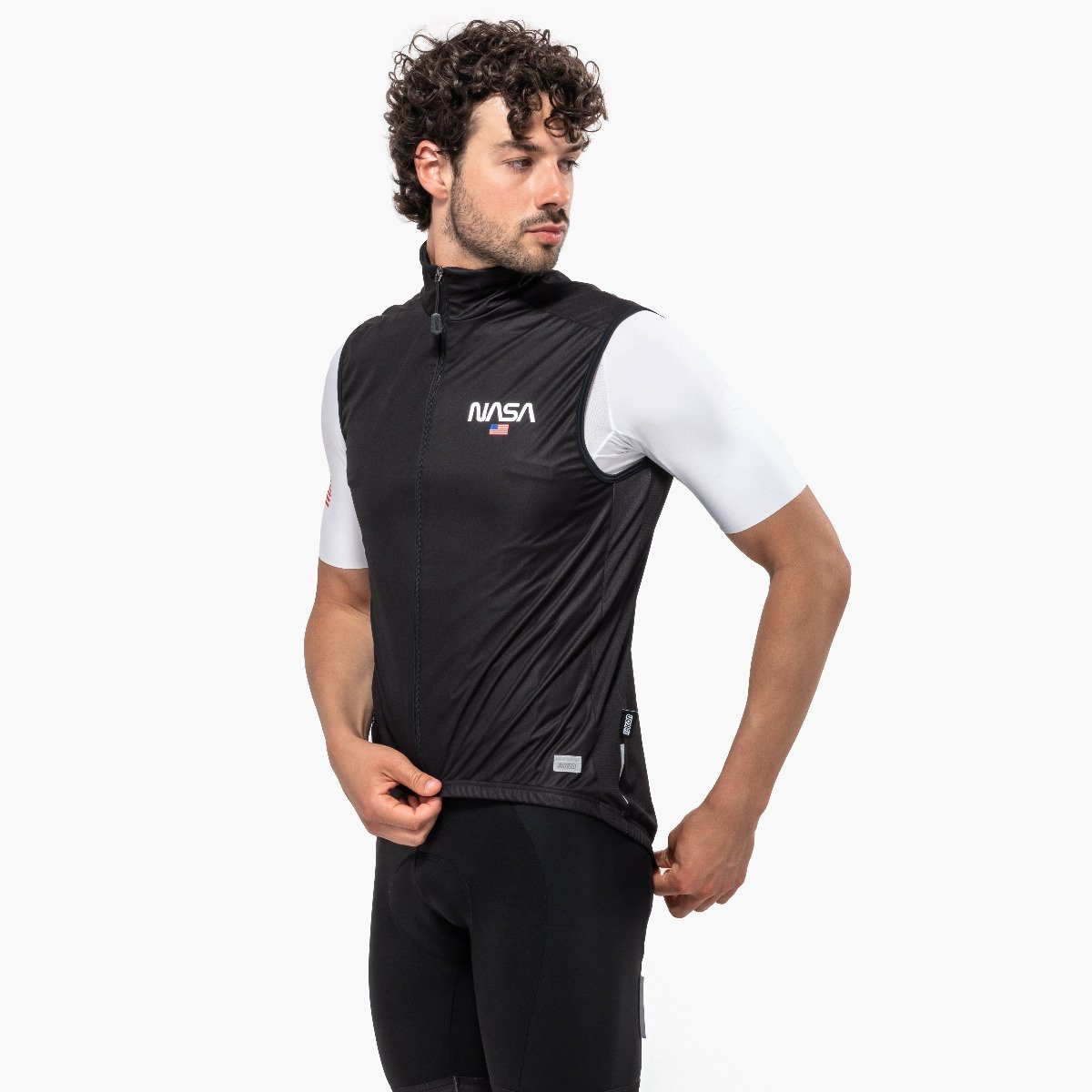SPACE AGENCY CYCLING WIND VEST 22